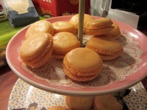 mmm macarons!