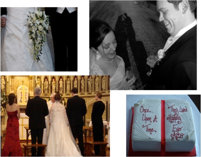 Wedding clips