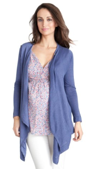 Blue Linen Waterfall Maxi Cardigan - Google Chrome_2013-07-29_11-28-26
