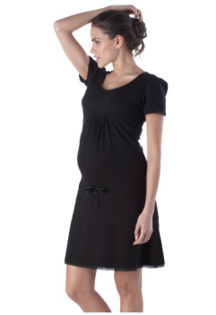 Crochet Trim Maternity Dress - Black - Google Chrome_2013-07-29_11-27-33